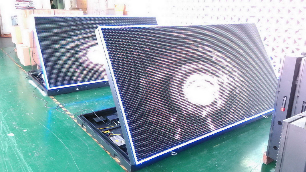4X8ft Led Video Screen